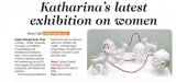 Katharina's latest exhibition on woman